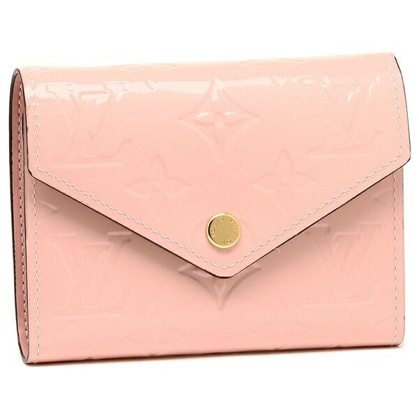 ルイヴィトン 折財布 LOUIS VUITTON M62428 ピンク