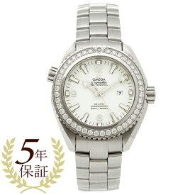 オメガ 腕時計 レディース OMEGA 232.15.38.20.04.001 シルバー ホワイト