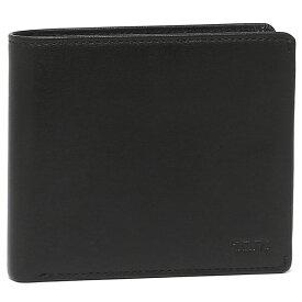 トゥミ 折財布 メンズ TUMI 126144 D ブラック