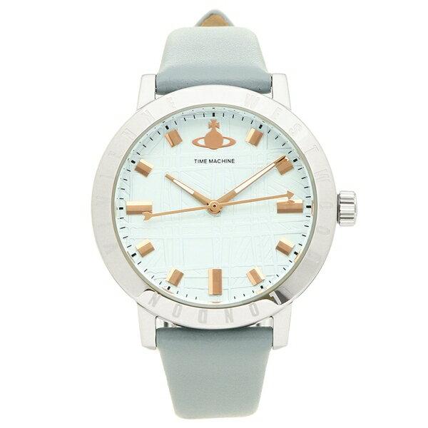 ヴィヴィアンウエストウッド 腕時計 レディース VIVIENNE WESTWOOD VV152BLBL ブルー シルバー