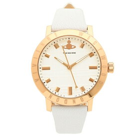ヴィヴィアンウエストウッド 腕時計 レディース VIVIENNE WESTWOOD VV152WHWH ホワイト ローズゴールド