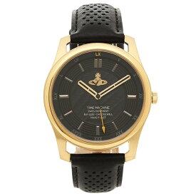 21fda9f4b8 【6時間限定ポイント10倍】ヴィヴィアンウエストウッド 腕時計 メンズ VIVIENNE WESTWOOD VV185GDBK