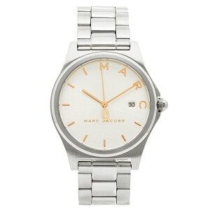 【6時間限定ポイント5倍】【返品OK】マークジェイコブス 腕時計 レディース MARC JACOBS MJ3583 シルバー