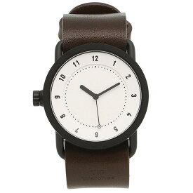 【4時間限定ポイント10倍】ティッドウォッチ 腕時計 メンズ/レディース TID01-36WH/W ブラック ホワイト ウォルナット TID Watches