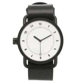 【4時間限定ポイント10倍】ティッドウォッチ 腕時計 メンズ/レディース TID01-WH/BK ブラック ホワイト TID Watches