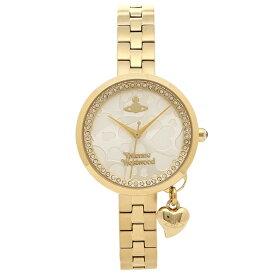 【4時間限定ポイント10倍】【返品OK】ヴィヴィアンウエストウッド 腕時計 レディース VIVIENNE WESTWOOD VV139SLGD イエローゴールド/パール