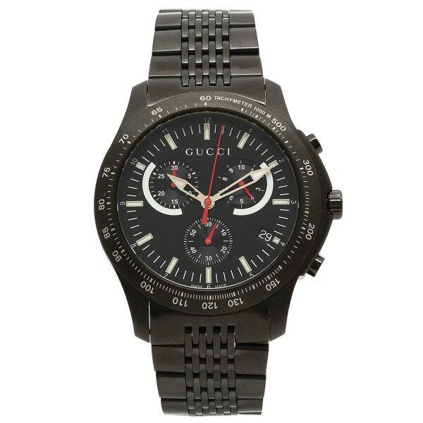 グッチ GUCCI 時計 腕時計 グッチ 時計 メンズ GUCCI YA126258 G-TIMELESS 腕時計 ウォッチ ブラック/ブラック