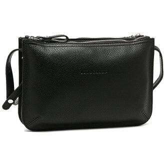 Brand Shop AXES  Longchamp shoulder bag Lady s LONGCHAMP 2072 021 047 black   4125d418fb649