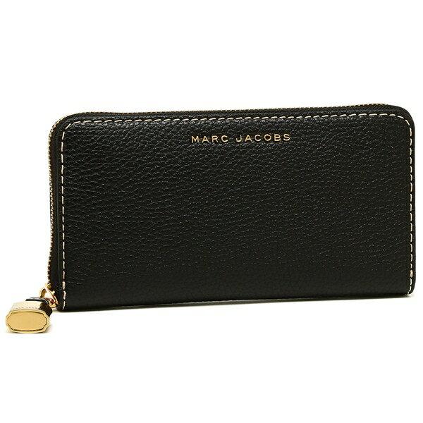 マークジェイコブス 長財布 レディース MARC JACOBS M0013603 001 ブラック