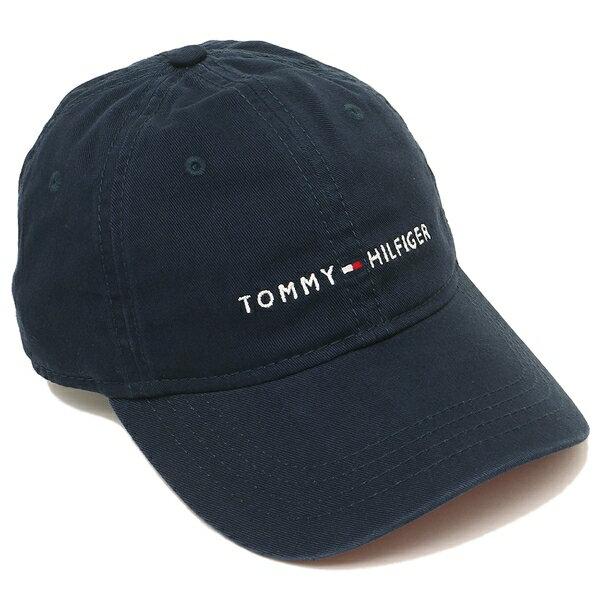 トミーヒルフィガー キャップ アウトレット メンズ レディース TOMMY HILFIGER C817878600 475 ネイビー