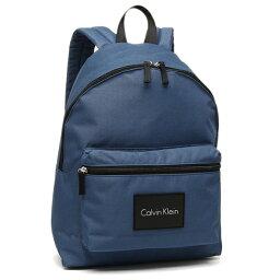 CK帆布背包日包Outlet人CALVIN KLEIN 46408615 404深藍