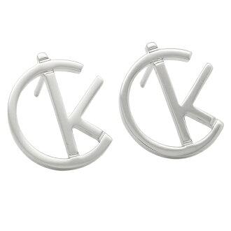 Calvin Klein pierced earrings accessories men gap Dis CALVIN KLEIN KJ6DME000200 silver