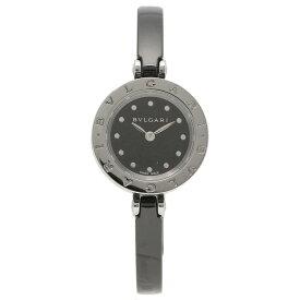 【4時間限定ポイント10倍】ブルガリ BVLGARI 時計 レディース 腕時計 ブルガリ 時計 BVLGARI BZ23BSCC.S B-zero1 ビーゼロワン 腕時計 ウォッチ ブラック