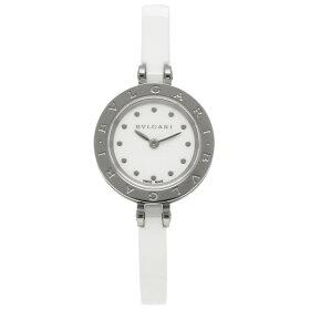 【30時間限定ポイント5倍】ブルガリBVLGARI時計レディース腕時計ブルガリ時計BVLGARIBZ23WSCC.SB-zero1ビーゼロワン腕時計ウォッチホワイト/ホワイト