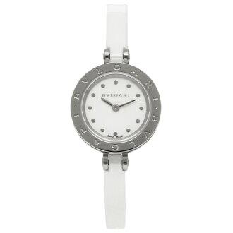 寶格麗BVLGARI鐘表手錶寶格麗鐘表女士BVLGARI BZ23WSCC.S B-zero1 B零一手錶表白/白
