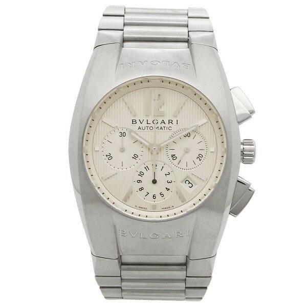 ブルガリ BVLGARI 時計 腕時計 メンズ ブルガリ 時計 メンズ BVLGARI EG40C6SSDCH エルゴン 腕時計 ウォッチ シルバー/ホワイト