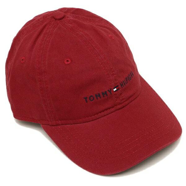 トミーヒルフィガー 帽子 キャップ アウトレット レディース メンズ TOMMY HILFIGER C817878600 616 レッド