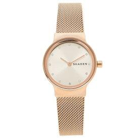 【返品OK】スカーゲン 腕時計 レディース SKAGEN SKW2665 ローズゴールド シルバー