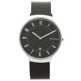 【返品OK】スカーゲン 腕時計 メンズ SKAGEN SKW6459 ブラック シルバー