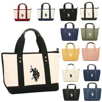Brand Shop AXES  US polo tote bag Lady s US POLO ASSN USPA-1862  650aa3d9144af