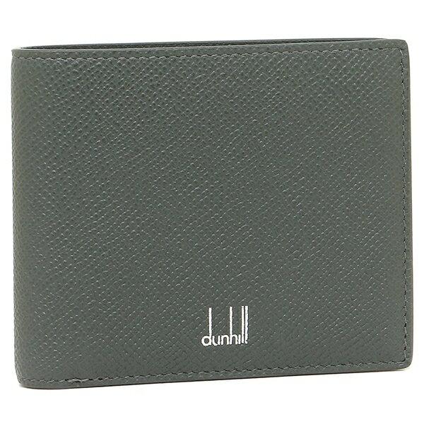 ダンヒル 折財布 メンズ DUNHILL 18F2320CA 030 グレー