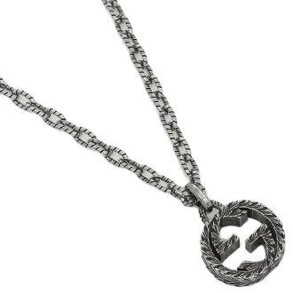 Gucci necklace accessories men gap Dis GUCCI 455307 J8400 0811 silver