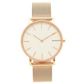 【4時間限定ポイント10倍】【返品OK】スカーゲン 腕時計 メンズ SKAGEN SKW6444 ローズゴールド ホワイト