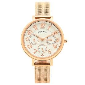 【4時間限定ポイント10倍】【返品OK】エンジェルハート 腕時計 レディース ソーラー ANGEL HEART WS33PG ピンクゴールド ホワイト