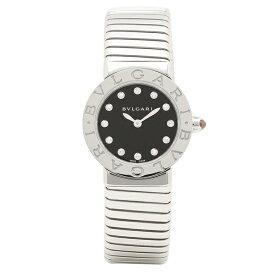 【4時間限定ポイント10倍】ブルガリ 腕時計 レディース BVLGARI BBL262TBSS/12.M ブラック シルバー