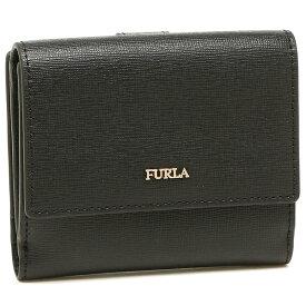 【30時間限定ポイント5倍】フルラ 折財布 レディース FURLA 978869 PZ57 B30 O60 ブラック
