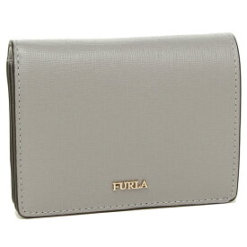 【48時間限定ポイント5倍】フルラ 折財布 レディース FURLA 978879 PZ28 B30 KJN グレー