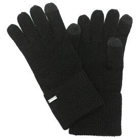 【返品保証】コーチ 手袋 アウトレット レディース COACH F34259 BLK ブラック
