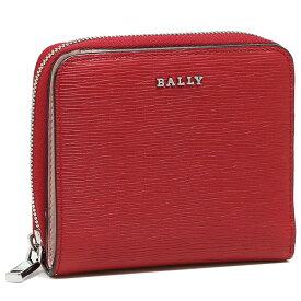 バリー 折財布 レディース BALLY 6224713 156 レッド