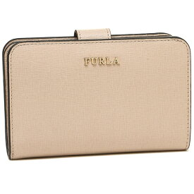【30時間限定ポイント5倍】フルラ 折財布 レディース FURLA 992612 PR85 B30 TUK ベージュ