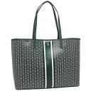 4d8fc2c1f574 Tolly Birch tote bag Lady s TORY BURCH 33801 344 green