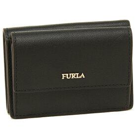 【30時間限定ポイント5倍】フルラ 折財布 レディース FURLA 993905 PZ12 E35 O60 ブラック