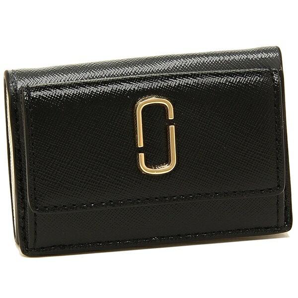 マークジェイコブス 折財布 レディース MARC JACOBS M0014492 002 ブラックマルチ