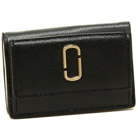 【返品OK】マークジェイコブス 折財布 レディース MARC JACOBS M0014492 002 ブラックマルチ