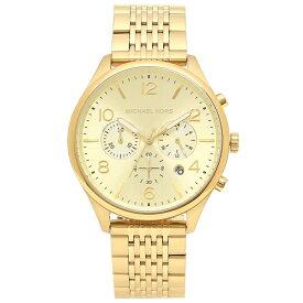 【返品OK】マイケルコース 腕時計 メンズ MICHAEL KORS MK8638 イエローゴールド
