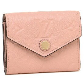 【4時間限定ポイント10倍】【返品保証】ルイヴィトン 折財布 レディース LOUIS VUITTON M62936 ピンク