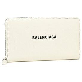 【4時間限定ポイント20倍】バレンシアガ 長財布 レディース BALENCIAGA 551935 DLQ4N 9060 ホワイト