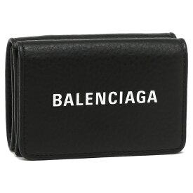 バレンシアガ 折財布 メンズ/レディース BALENCIAGA 551921 DLQ4N 1000 ブラック
