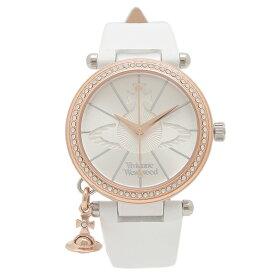 ヴィヴィアンウエストウッド 腕時計 レディース VIVIENNE WESTWOOD VV006RSWH ライトグレー