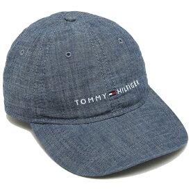 【6時間限定ポイント5倍】【返品OK】トミーヒルフィガー キャップ アウトレット レディース メンズ TOMMY HILFIGER C8378C0719 464 ブルー