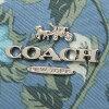 Coach porch Lady's COACH 66687 SVOLX ブルーマルチ