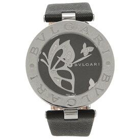【4時間限定ポイント10倍】ブルガリ 腕時計 レディース BVLGARI BZ35BDSL ブラック