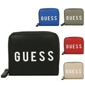 【4時間限定ポイント10倍】【返品OK】ゲス 折財布 メンズ レディース GUESS JP743441