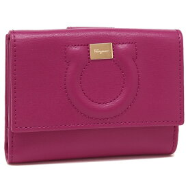 【返品OK】フェラガモ 折財布 レディース Salvatore Ferragamo 22C844 0714800 ピンク