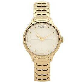 【4時間限定ポイント10倍】【返品OK】ケイトスペード 腕時計 レディース KATE SPADE KSW1506 ゴールド