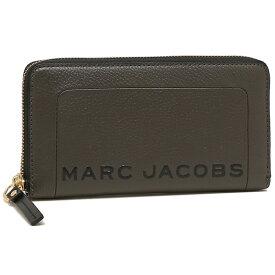 【返品OK】マークジェイコブス 長財布 レディース MARC JACOBS M0015103 030 グレー